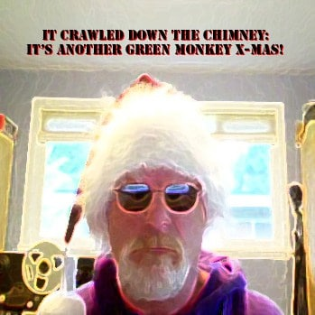 It Crawled Down the Chimney: It's Another Green Monkey Christmas