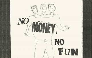 Me THree - No Money- No Fun