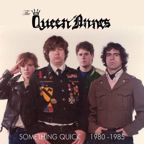 Queen Annes - Something Quick