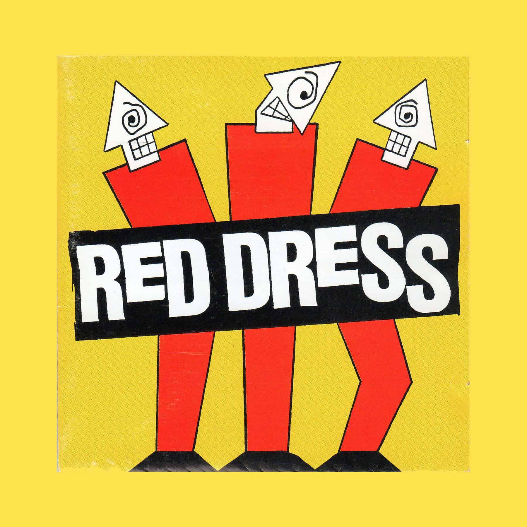 Red Dress CD