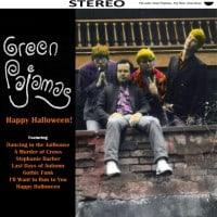 Green Pajamas - Happy Halloween!