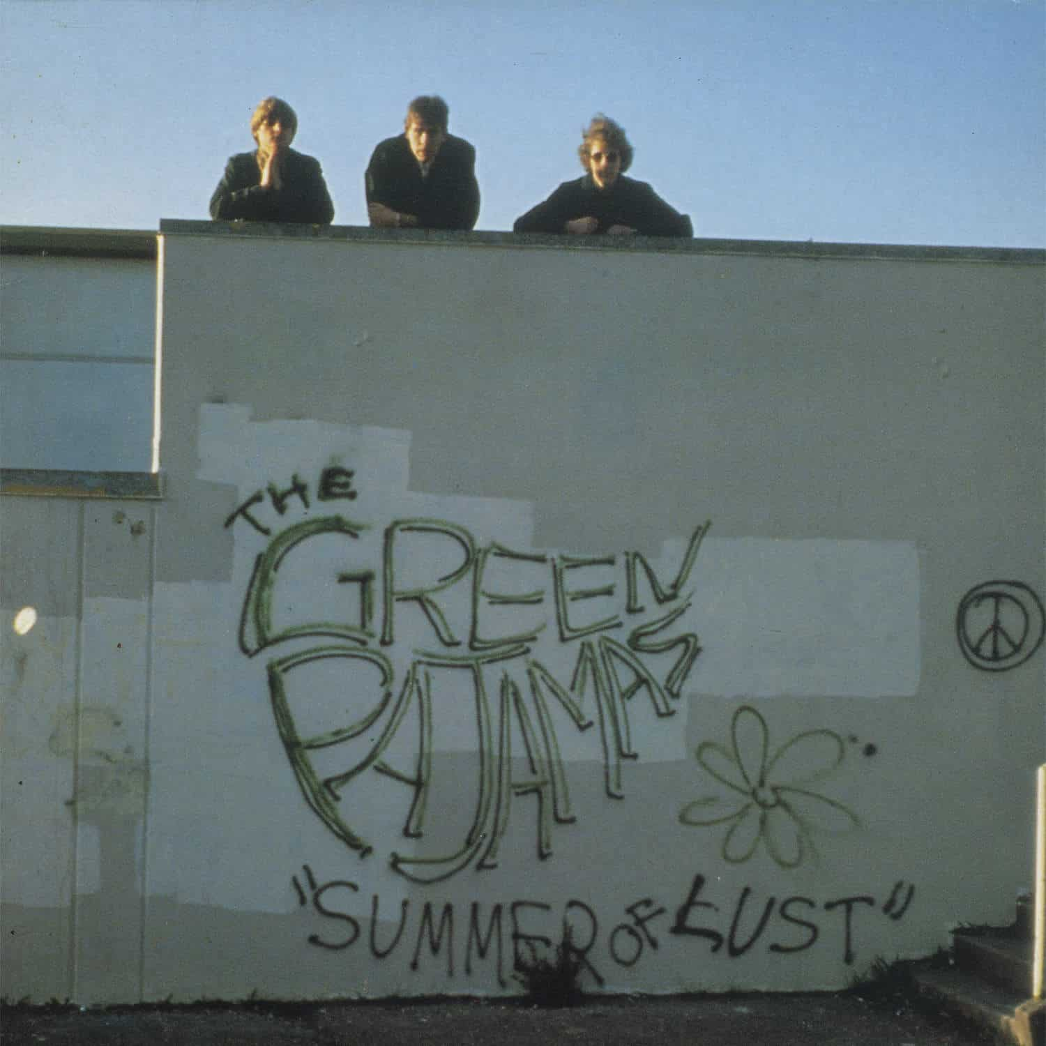The Green Pajamas - Summer of Lust