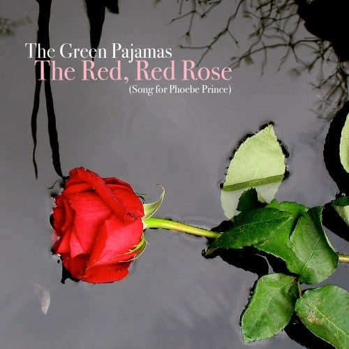 The Green Pajamas - The Red, Red Rose