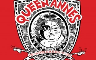 The Queen Annes - Released!