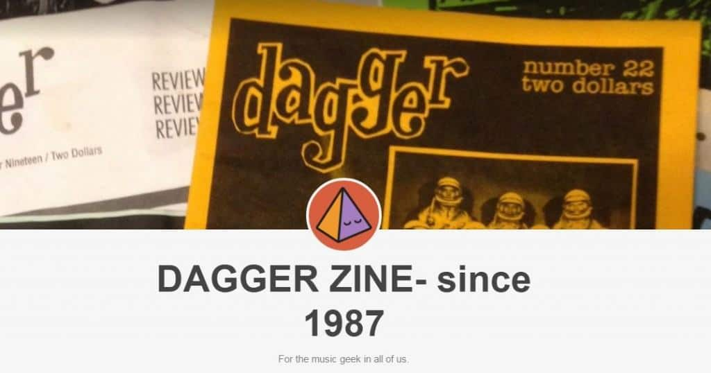 Queen Annes Rock The Dagger-zine!