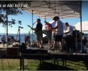 The Fuzz at Alki
