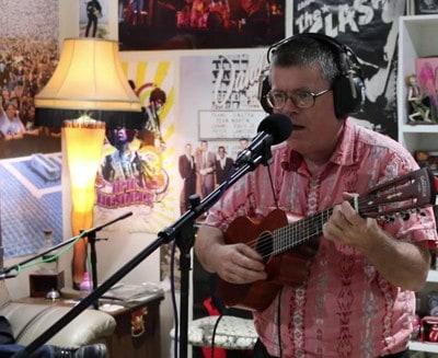 Joey Kline on Spud Goodman Show 2016