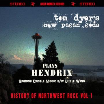 Tom Dyer Plays Hendrix