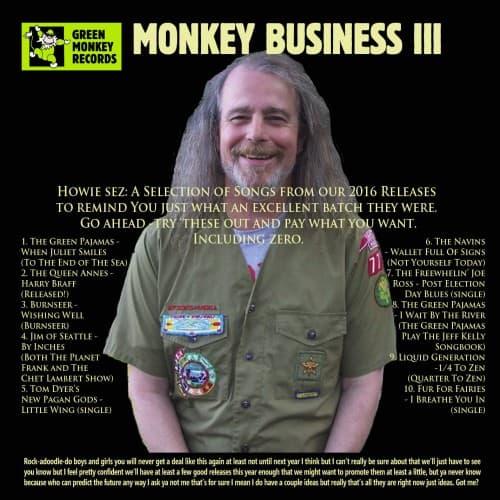 Monkey Biz 3 cover