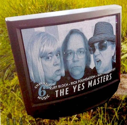 The Yes Masters band