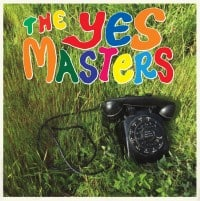 The Yes Masters album cover