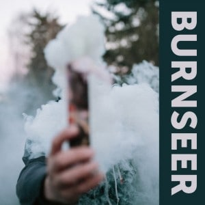 Nov  2016: Burnseer - Green Monkey Records