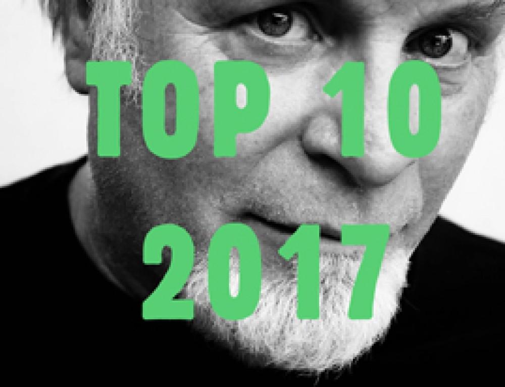 Tom's Top 10 of 2017