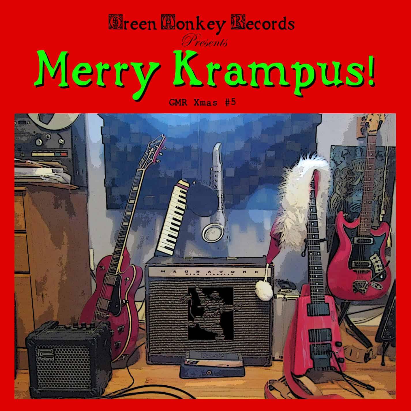 Dec. 2013: Various – Merry Krampus!