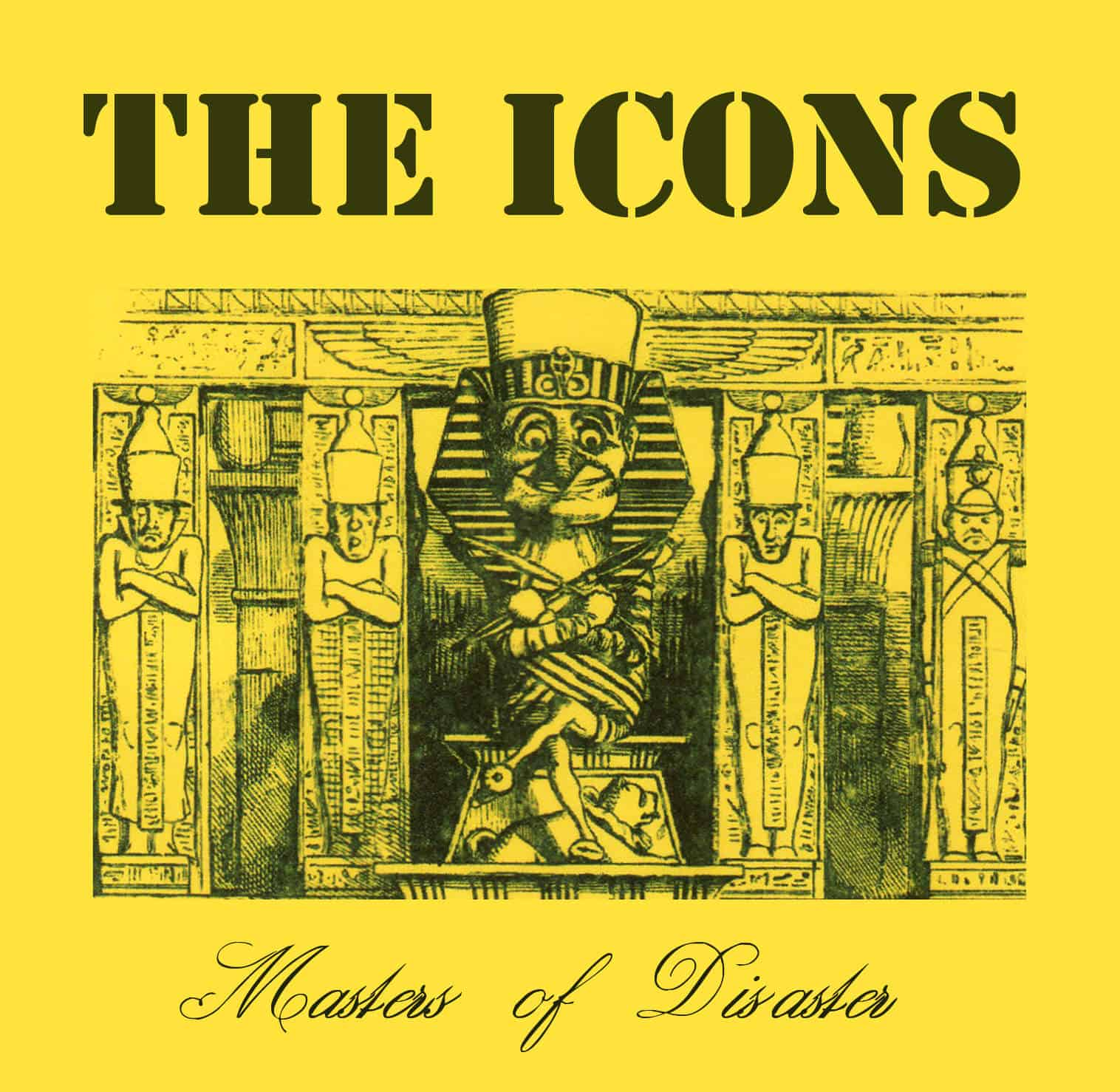 nice review of The Icons – Masters of Disaster