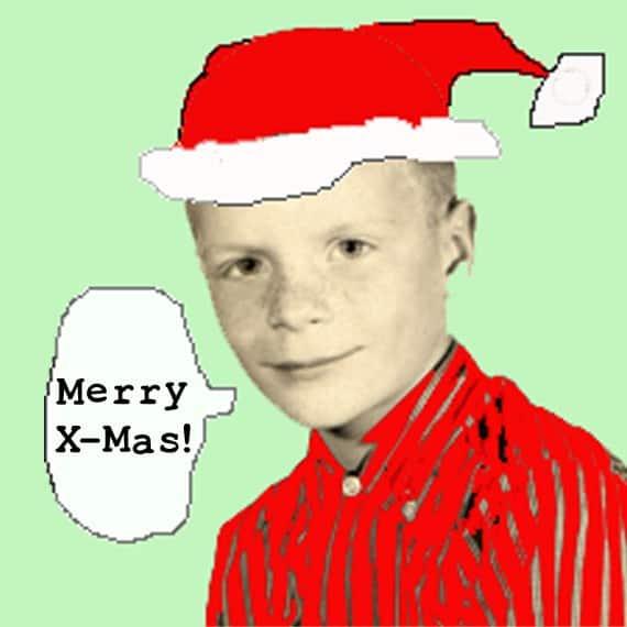 Dec. 2009: Santa's Not Dead: It's a Green Monkey Christmas!