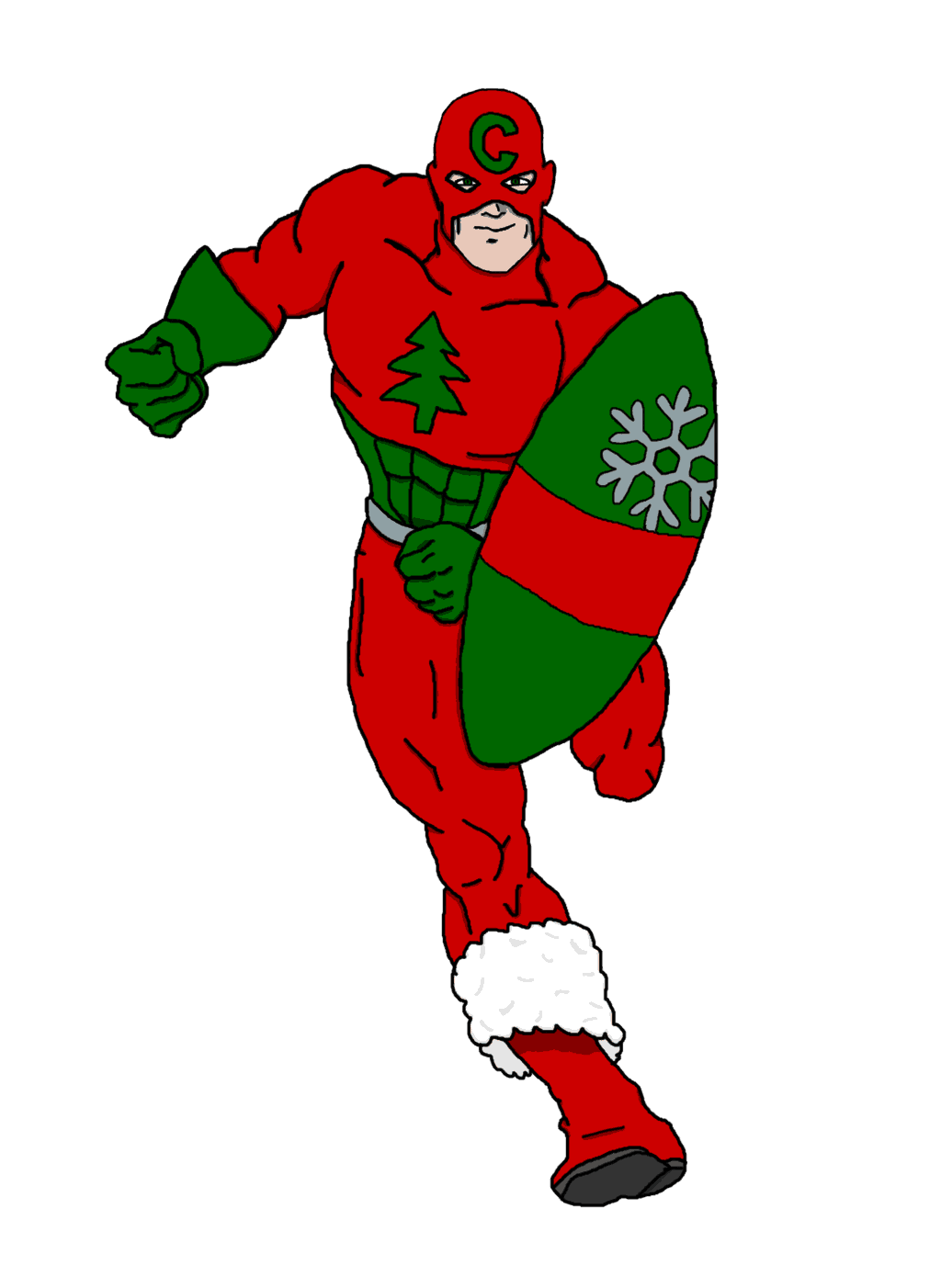 captain_christmas_by_vexic929-d4intqd