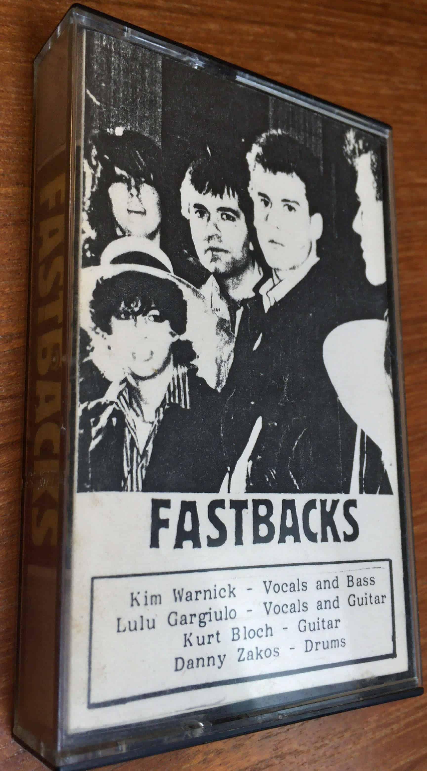 Fastbacks Cassette 1
