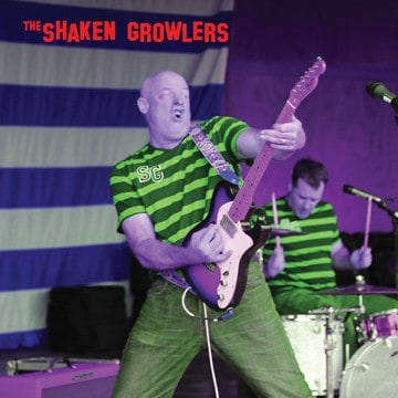 The Shaken Growlers cover