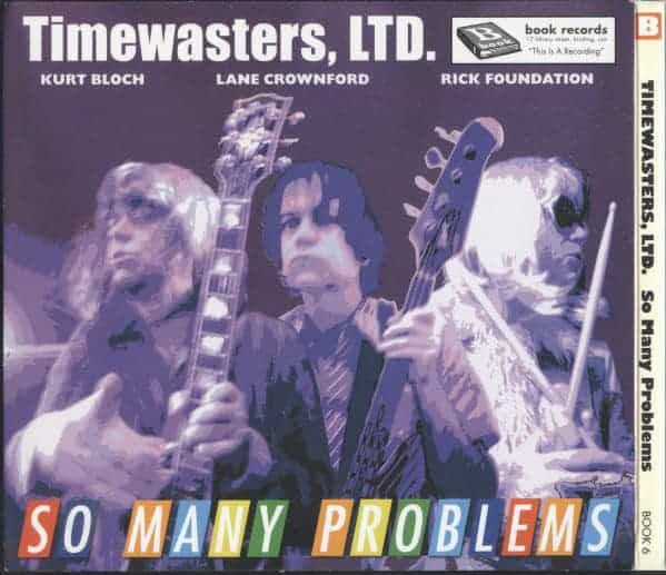 Timewasters, LTD.