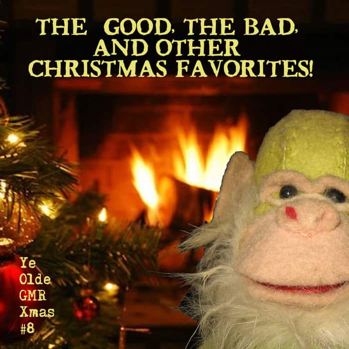 Hey! It's Christmas soon.