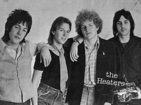 the heaters band pic