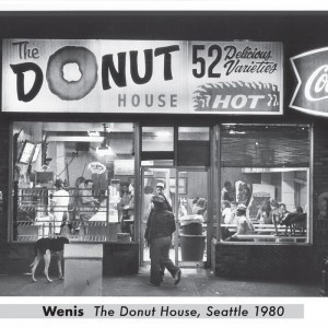 Wenis - The Donut Shop cover