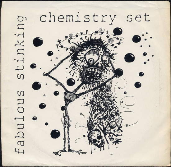 Fabulous Stinking Chemistry Set single