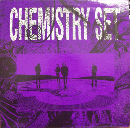 Chemistry Set Purple EP