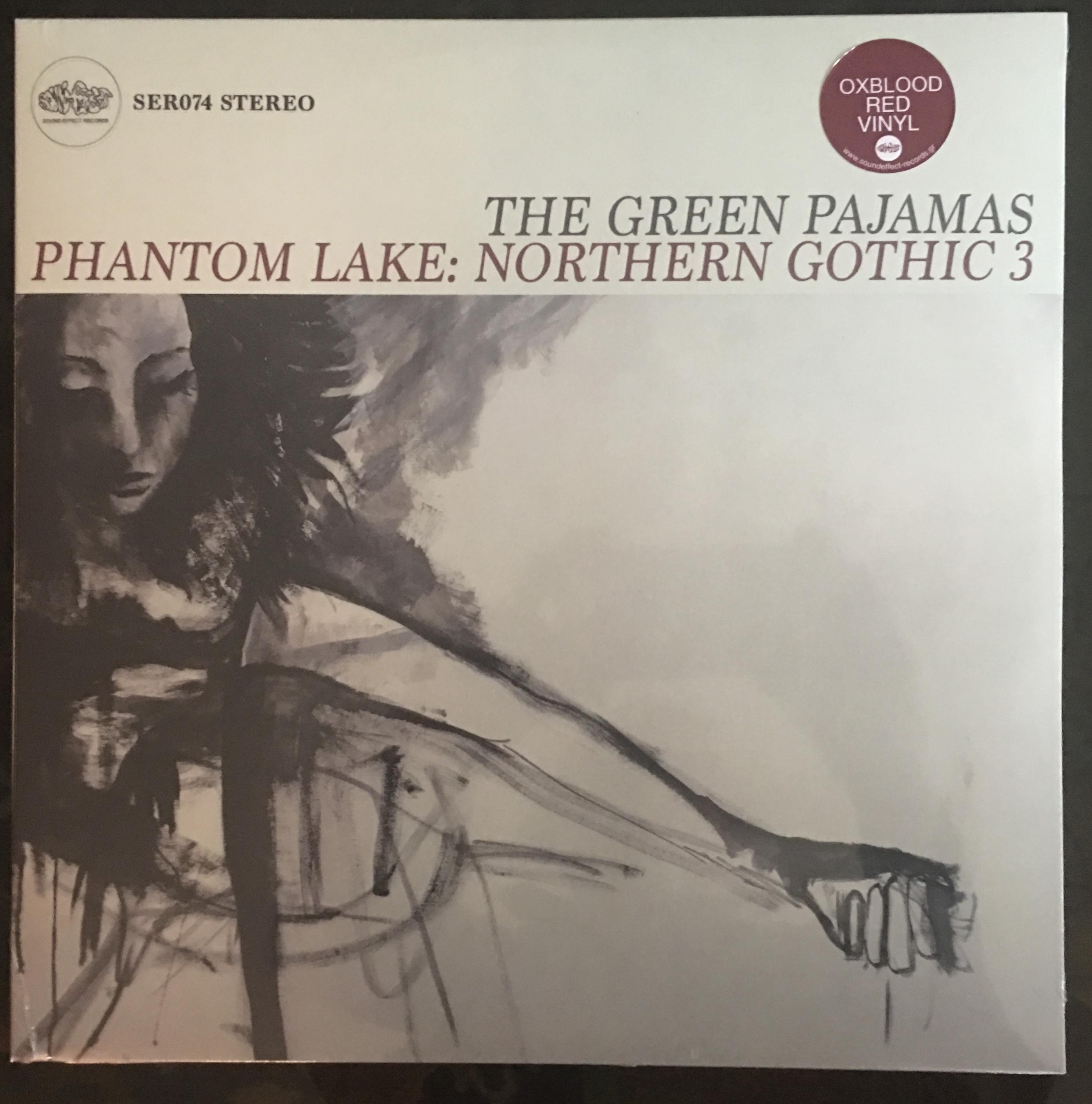 Green Pajamas' Phantom Lake Out On Vinyl!