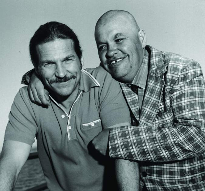 Richard Peterson & Jeff Bridges