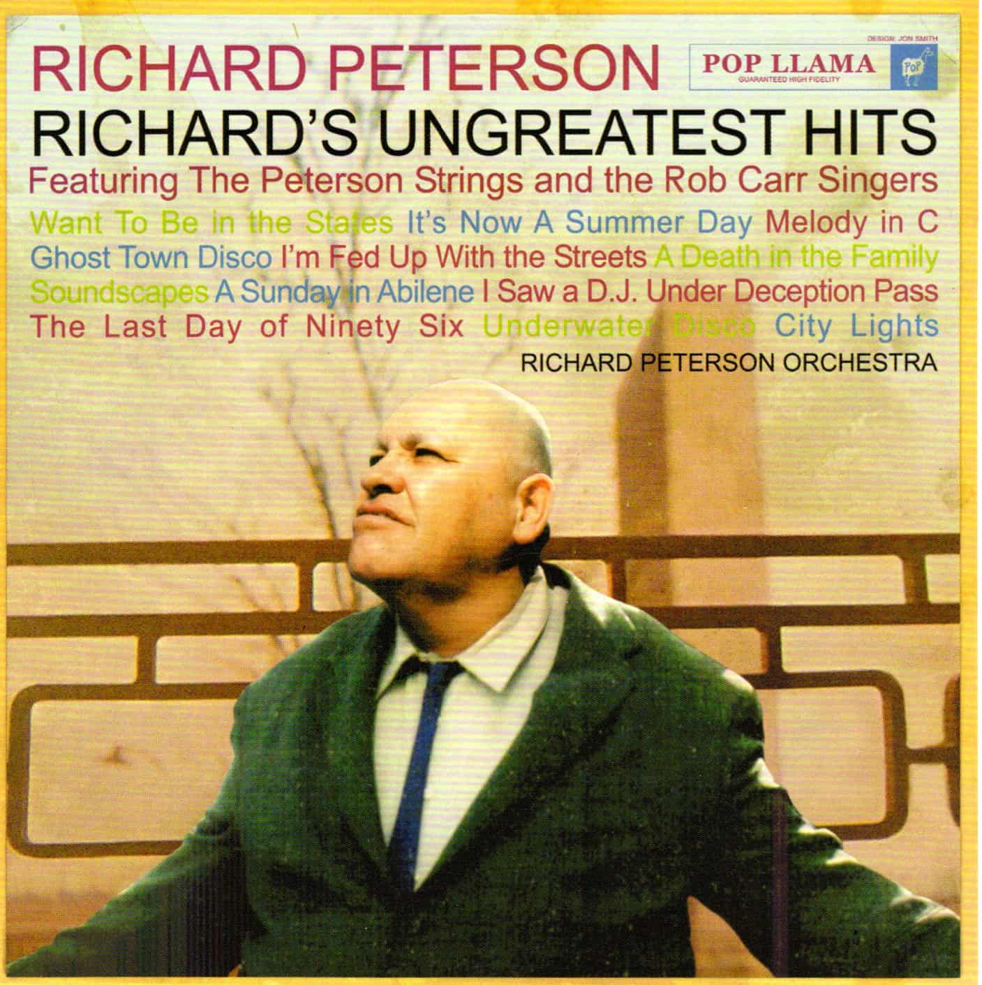 Richard Peterson's Ungreatest Hits