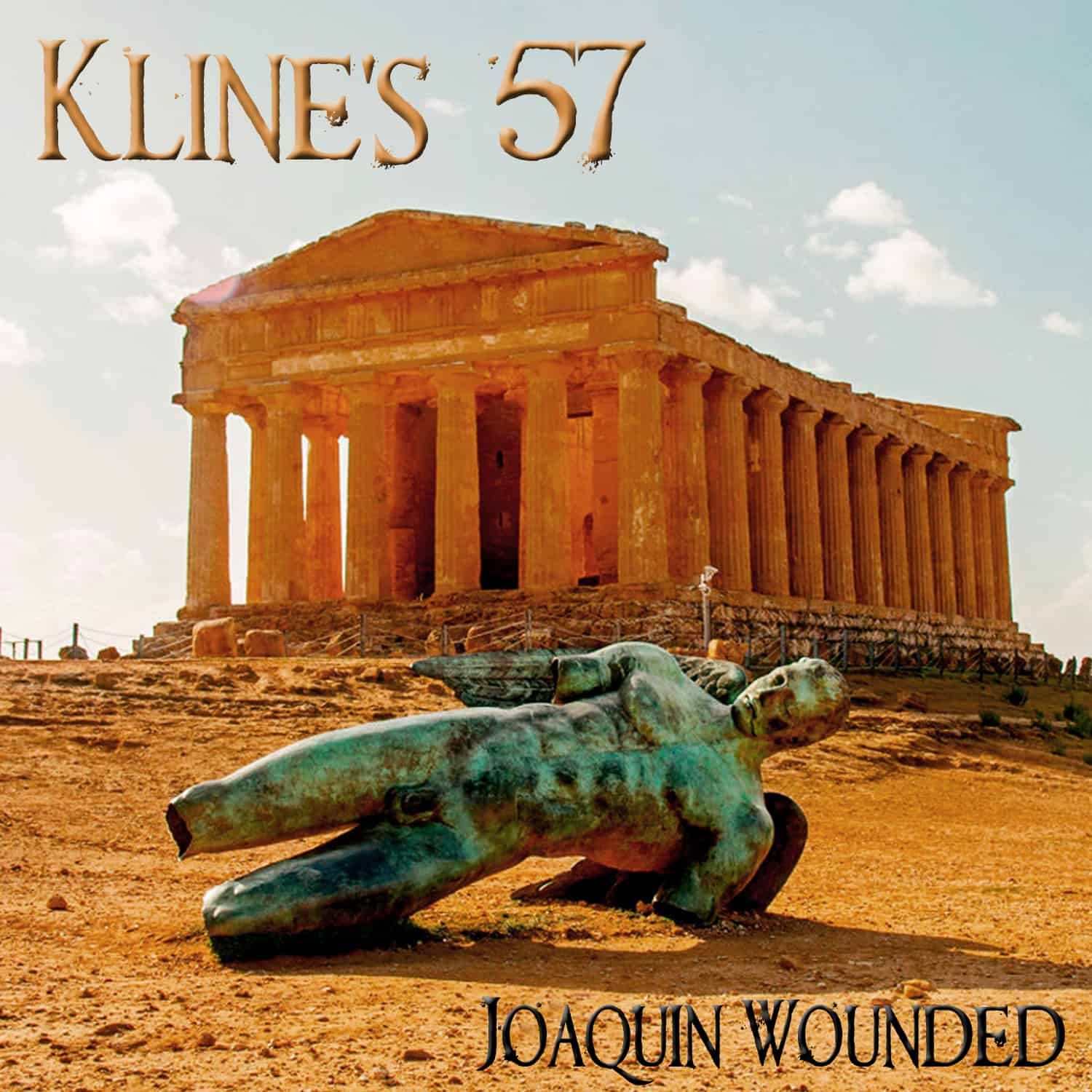 Kline's 57 - Joaquin Wounded cover