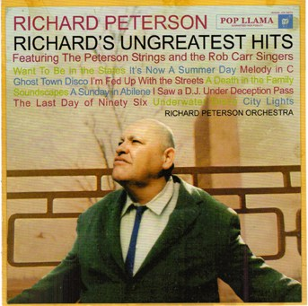 Green Monkey Releases Richard Peterson Catalog!
