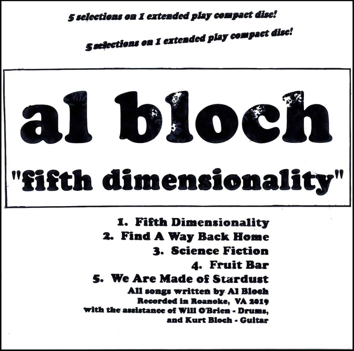 Al Bloch Fifth Dimensionality