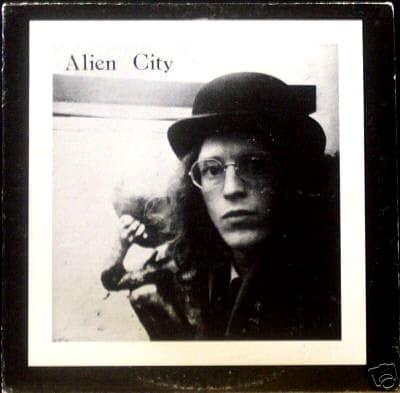 Jon Strongbow Alien City Lp