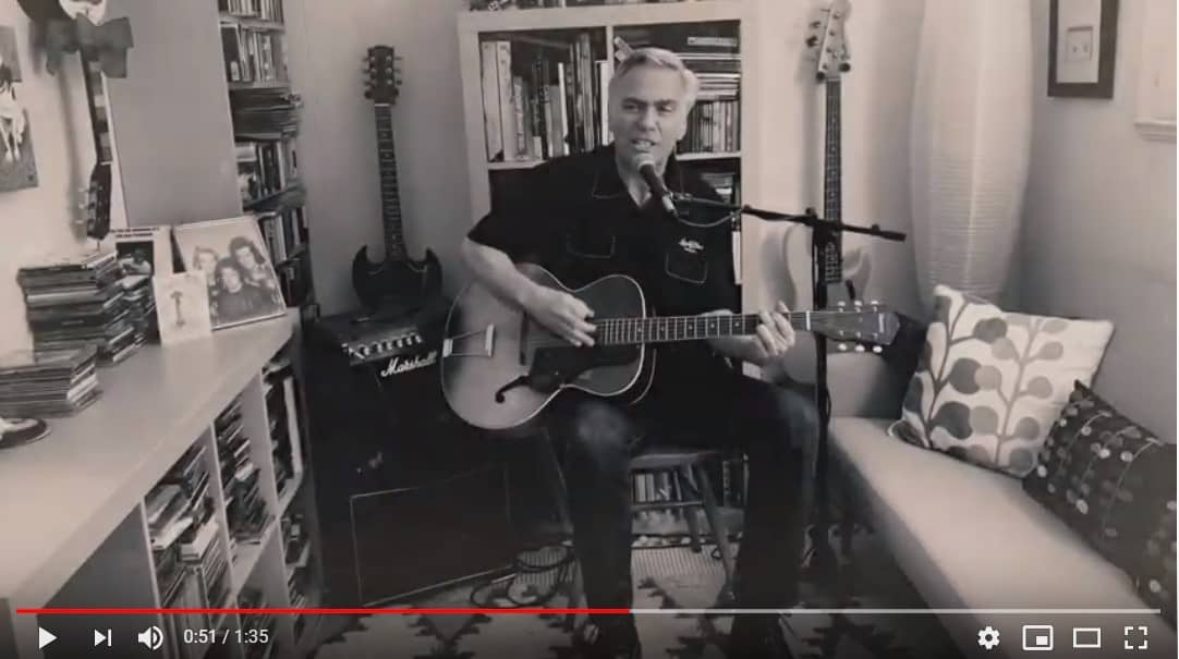 """New Al Bloch Video for """"Downtown"""" Rocks Like Satan Is Right Behind Him!"""