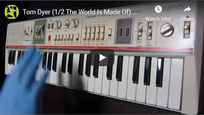 Tom Dyer New Video for (1/2 The World Is Made Of) Women