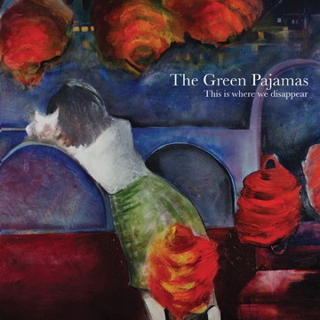 Green Pajamas This is Where WeDisappear Cover