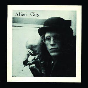 Jon Strongbow Alien City cover