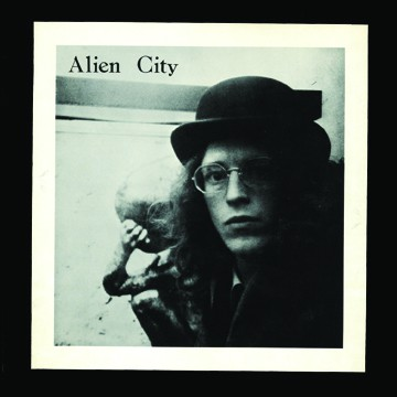 Jon Strongbow Alien City cover