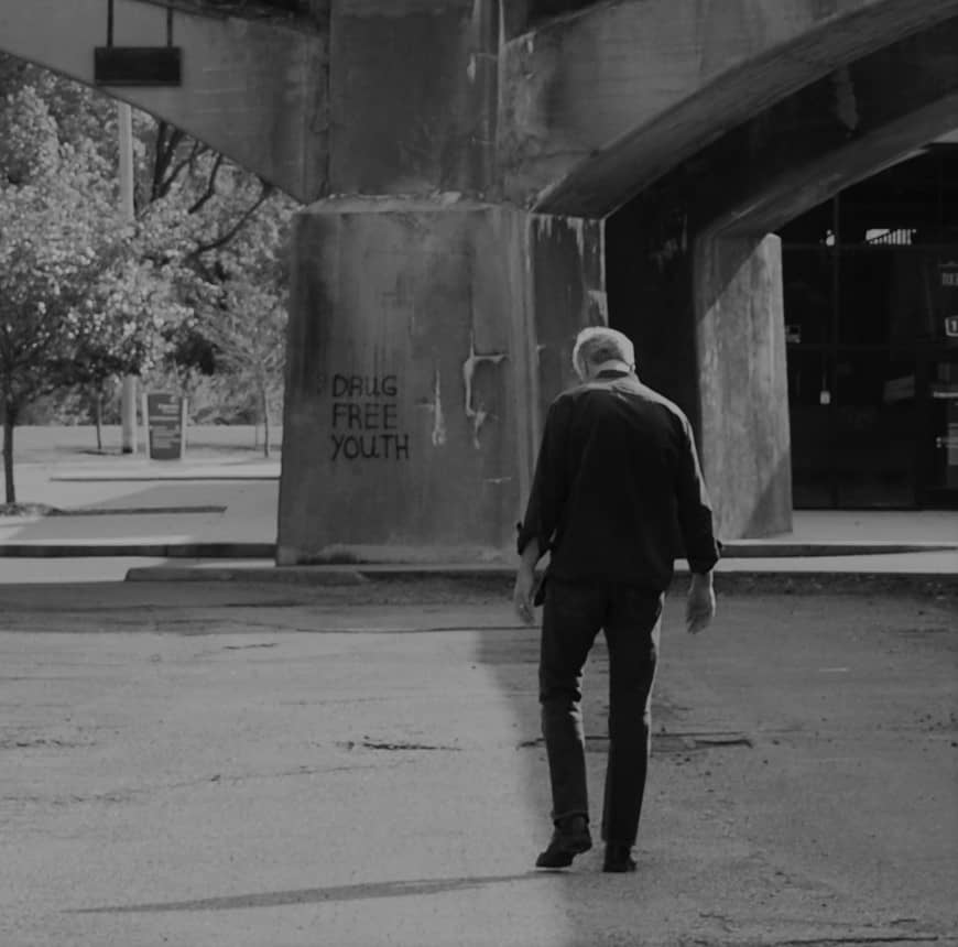 Al Bloch walks away