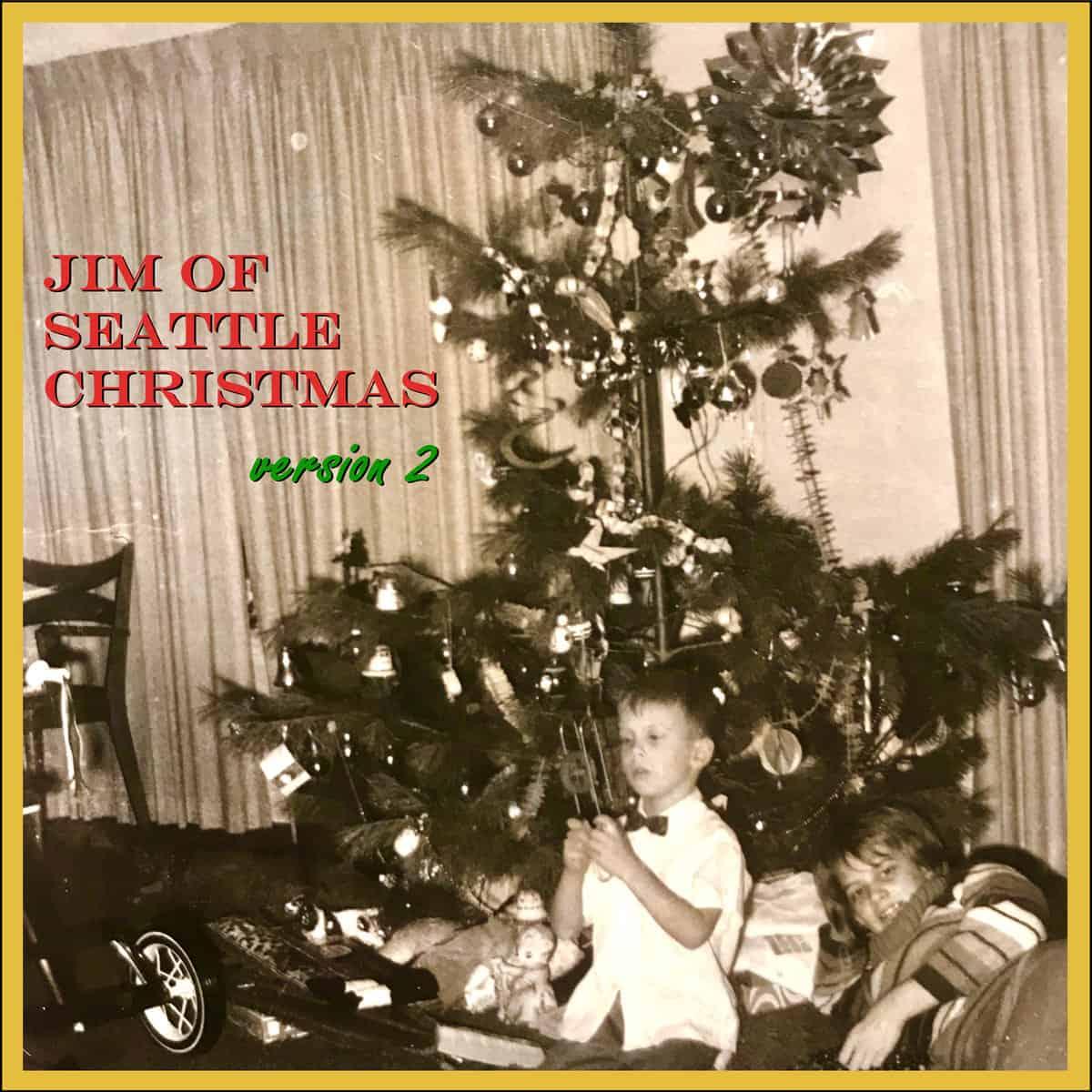 Jim of Seattle Has Holiday Love 4 U!