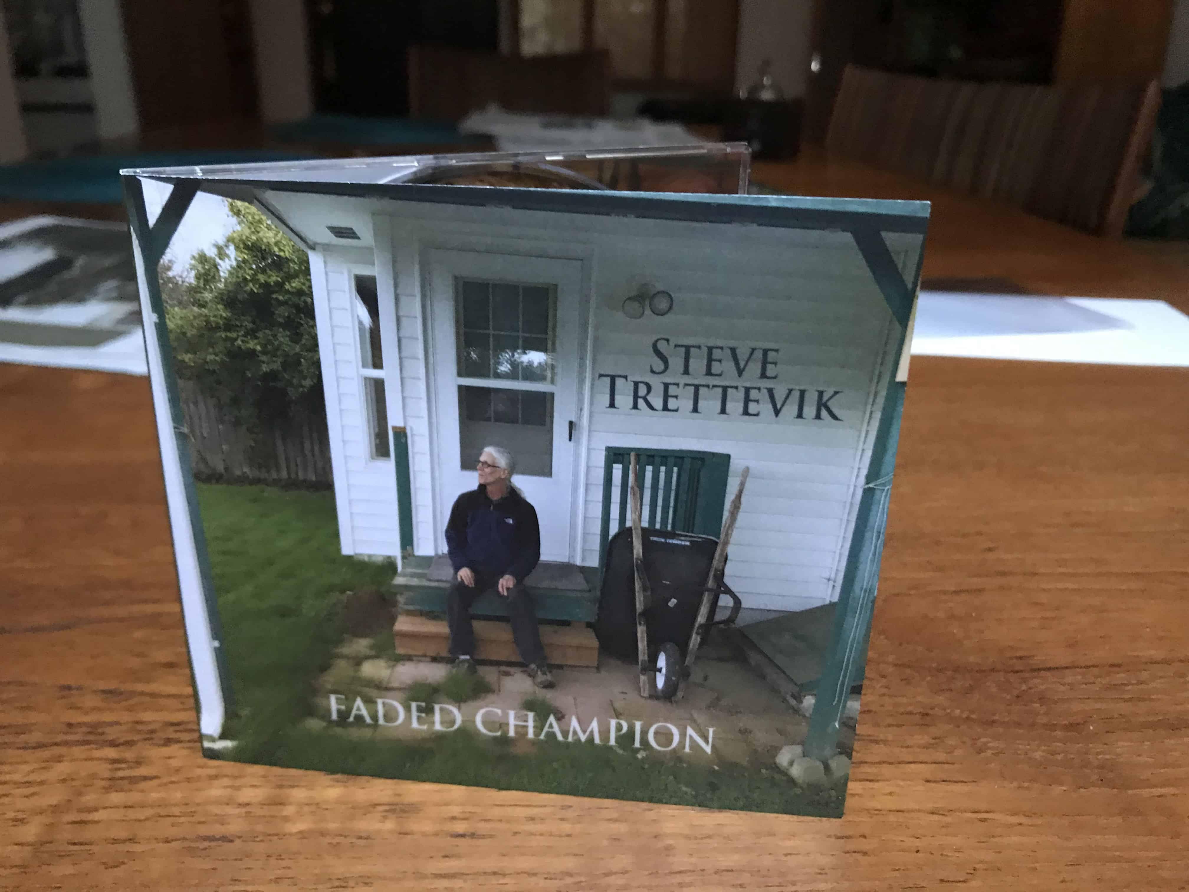 Steve Trettevik Discs are Here!