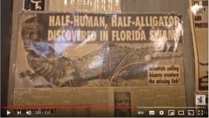 Jake The Alligator Man video