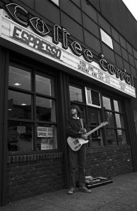Michael Cox at Coffee Corral