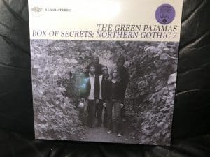 The Green Pajamas Box of Secrets: Northern Gothic 2 vinyl cover