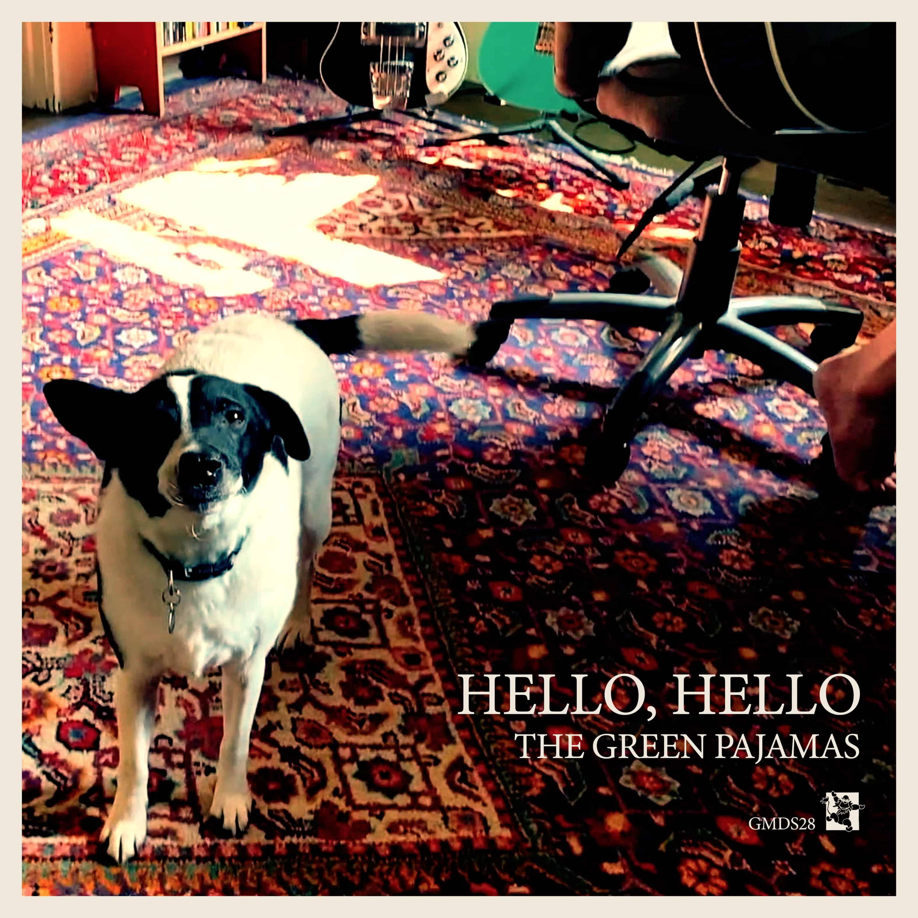 "Green Pajamas Release Single ""Hello, Hello"""